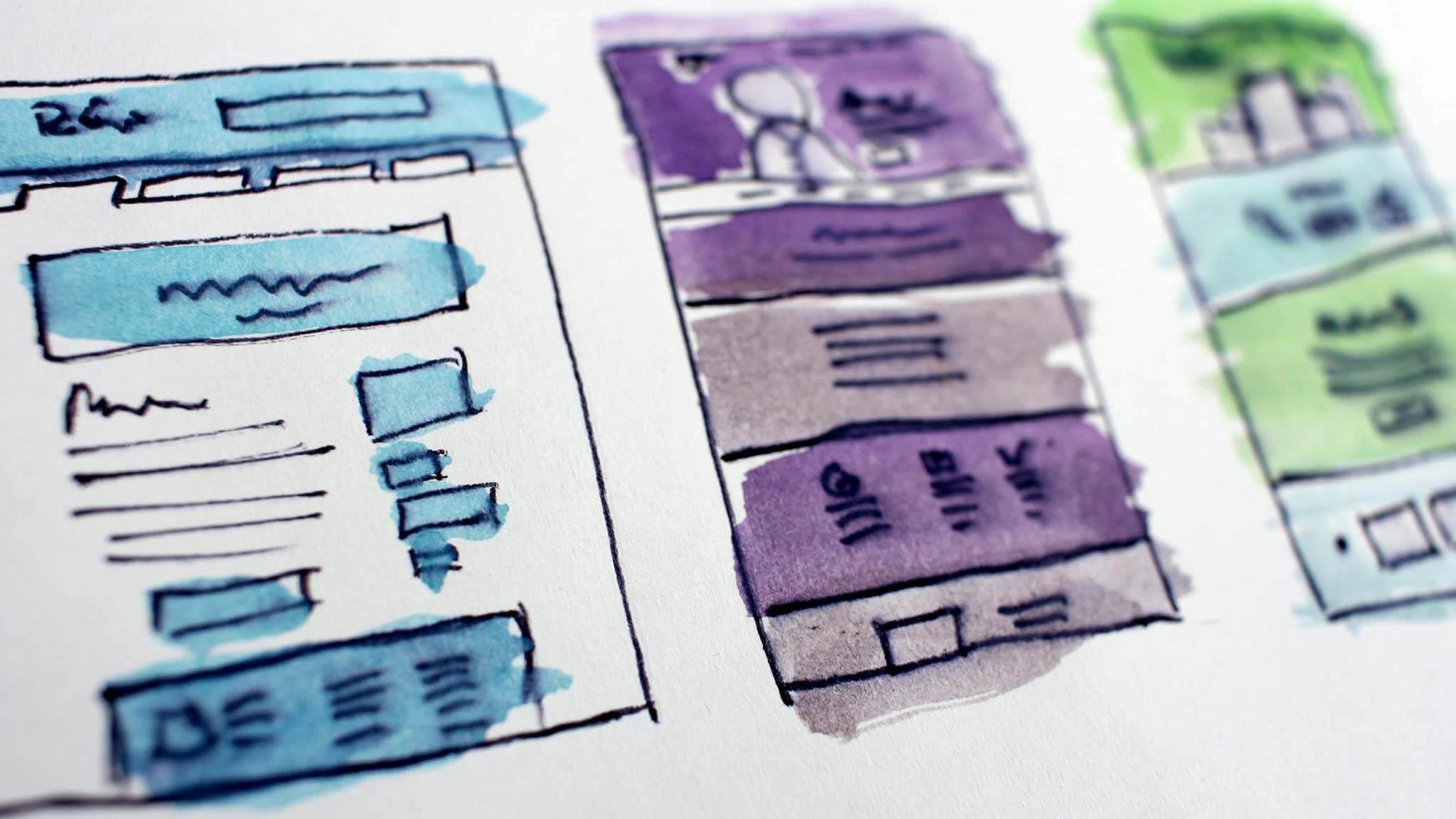 photo of design process